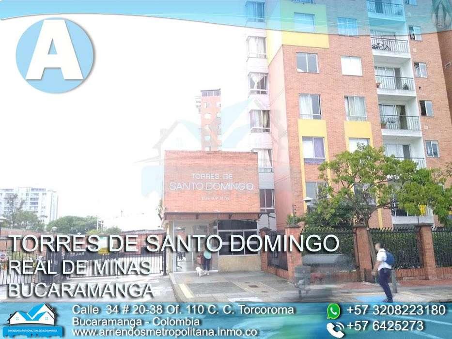 ARRIENDO TORRES DE SANTO DOMINGO