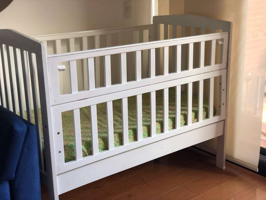 Cuna para Bebe Hermosa