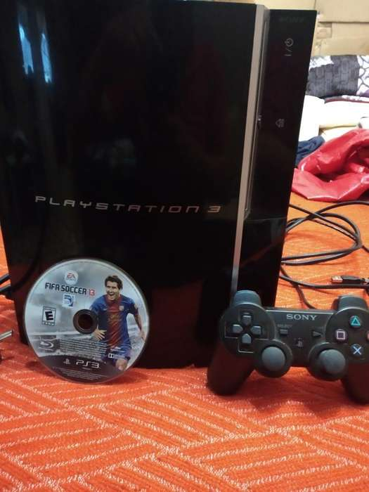 Play Station 3 Fat