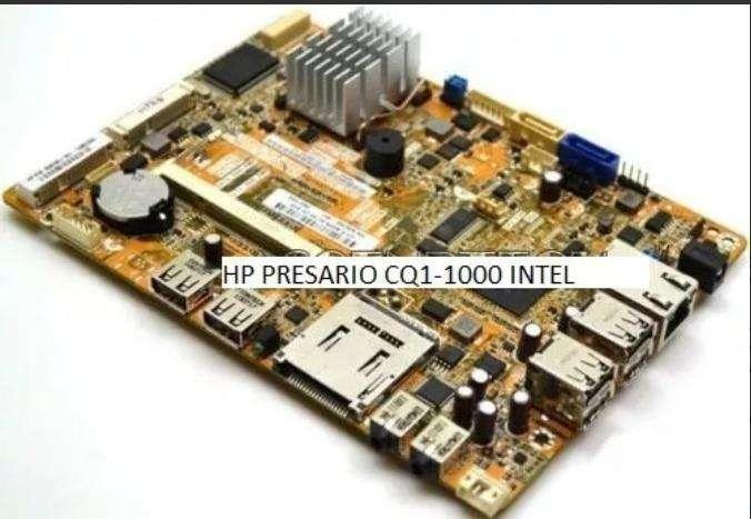 Hp Presario Cq1-1000 Intel Atom Mainboard Hp 626780-001