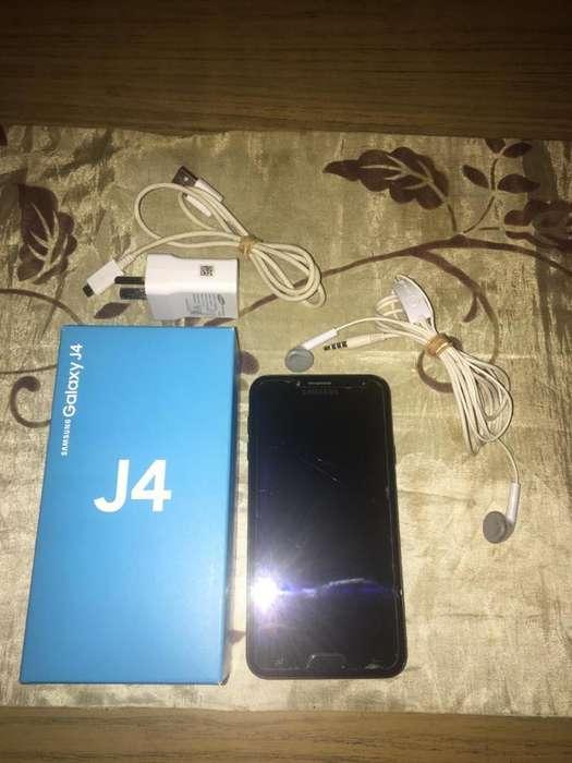 Samsung J4. Vendo O Permuto por iPhone