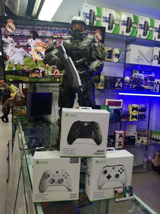 Control Xbox One Edición Especial Nuevo