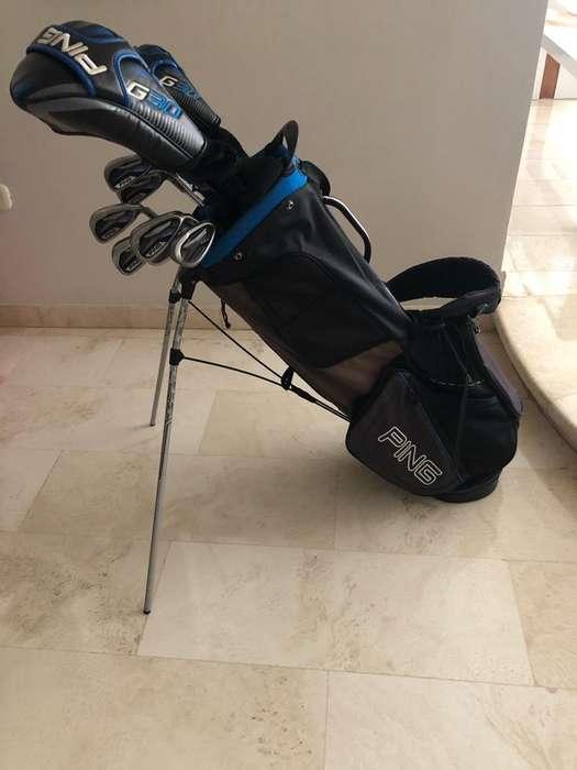 Talega de Golf Pingg30 Excelente Estado!
