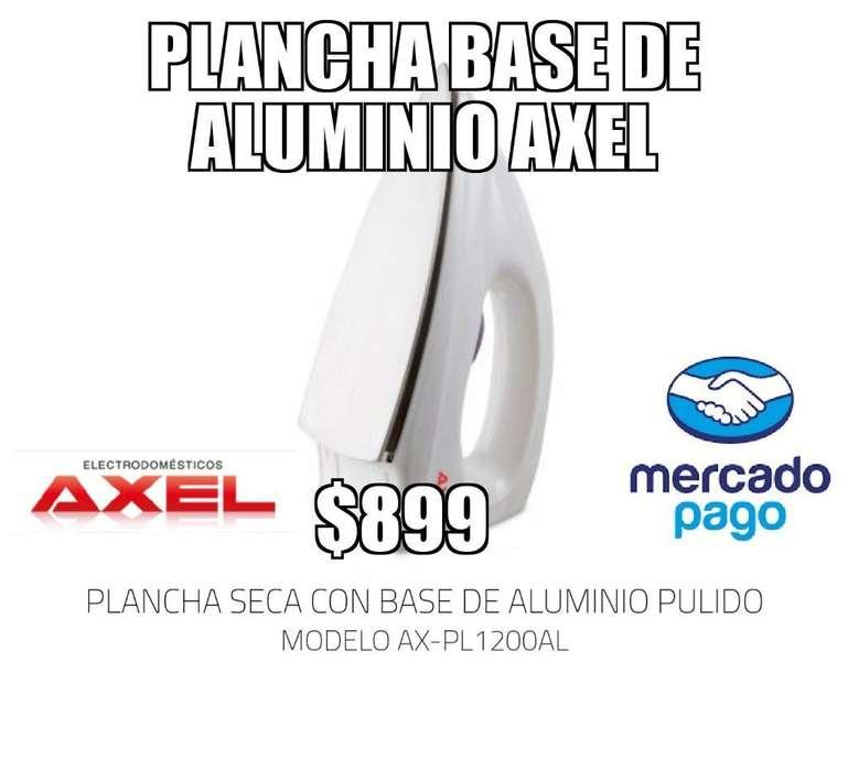 Plancha Base de Aluminio