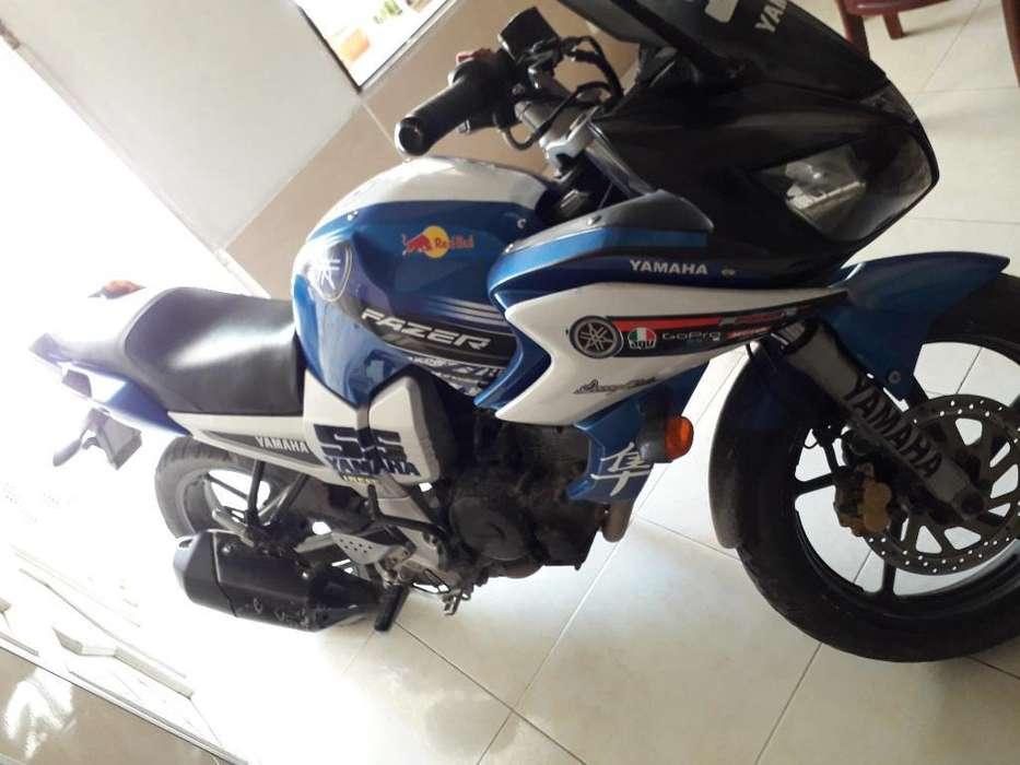 Vendo <strong>yamaha</strong> Fazer 2012