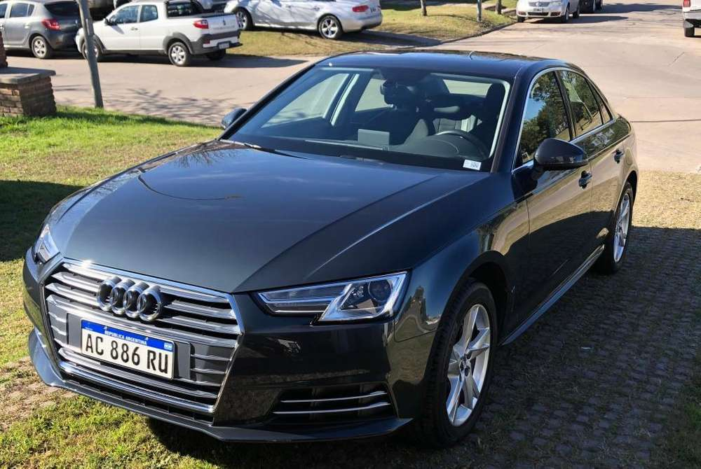 <strong>audi</strong> A4 2018 - 10000 km
