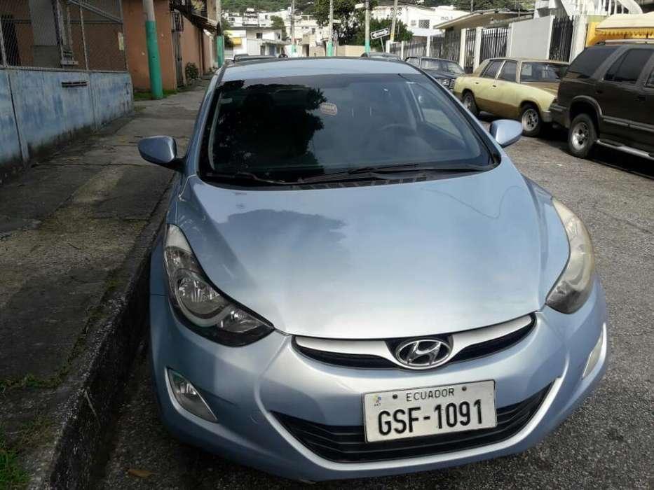 Hyundai Elantra 2012 - 116000 km