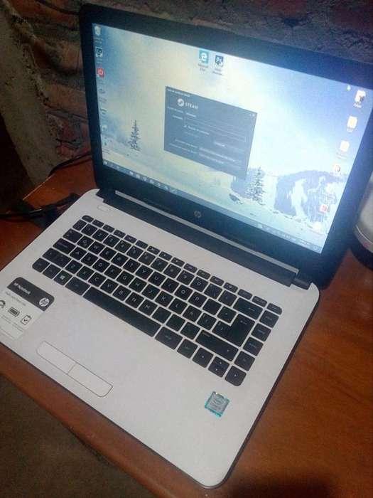 Laptop Hp Core i5 4gb RAM 1TB de almacenamiento