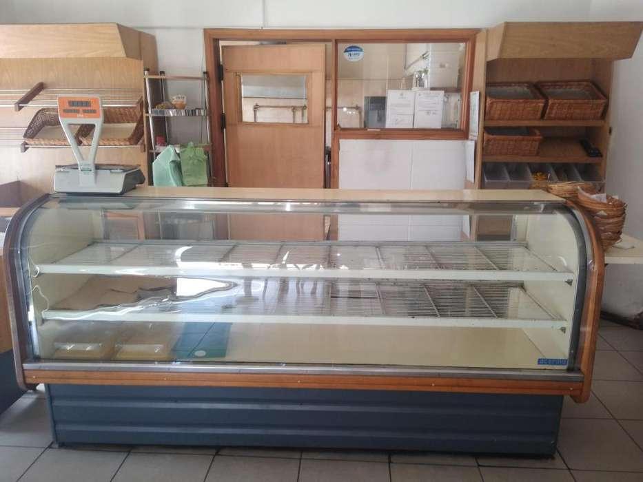 Muebles de Panadería, cocina y freidora