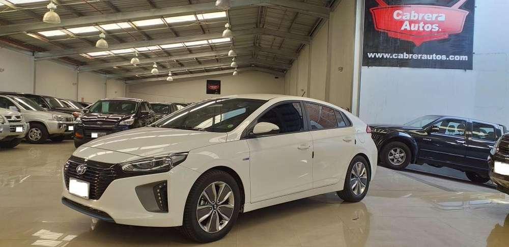 Hyundai Ioniq 2017 - 38671 km