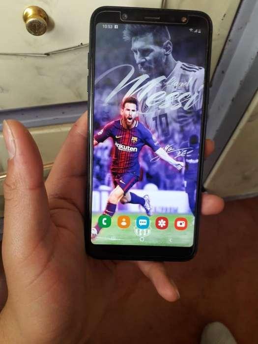 Vendo Lindo Samsung A6 Plus