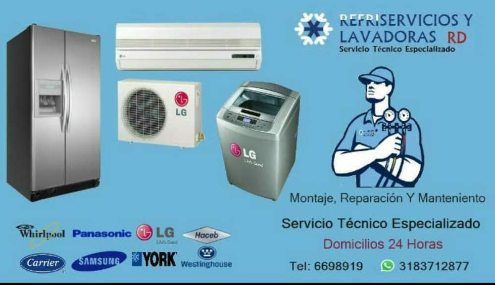 Servicio Tecnico 3183712877