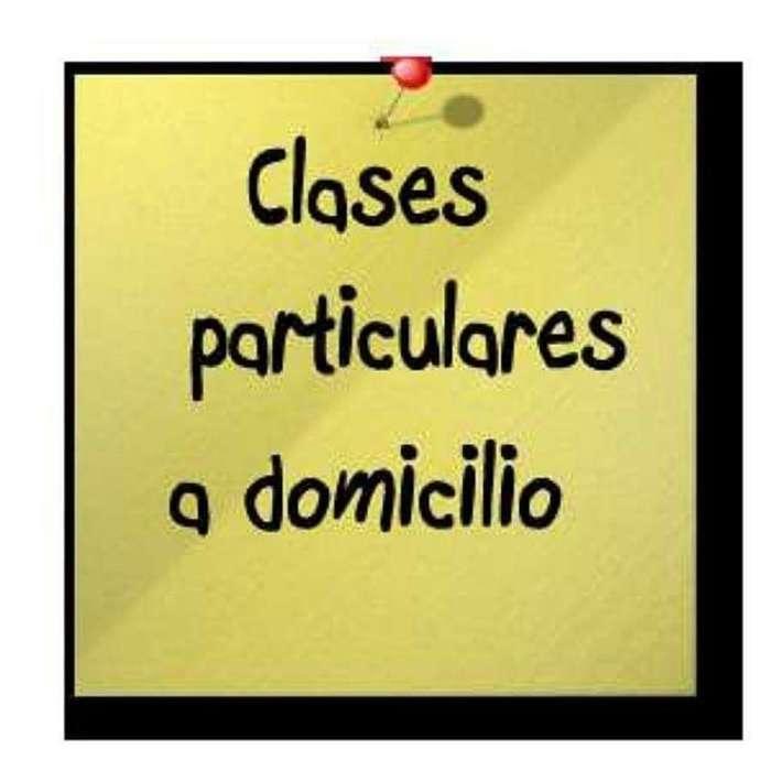 Clases Particulares a Domicilio
