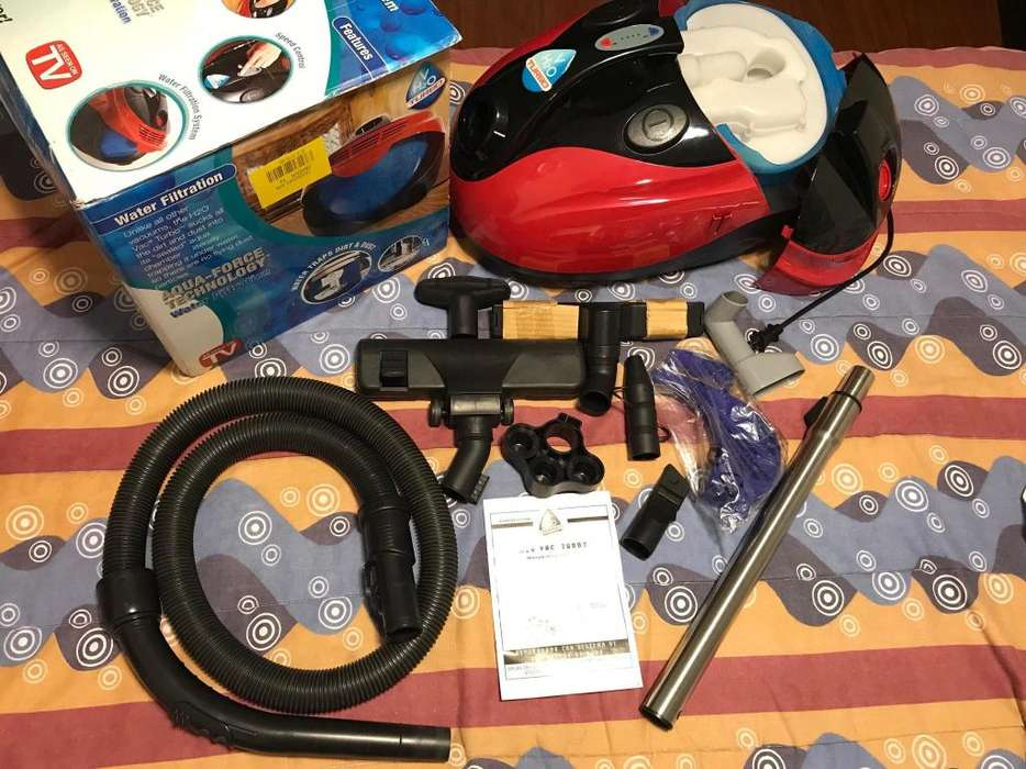 Venta <strong>aspiradora</strong> H2O con Garantia