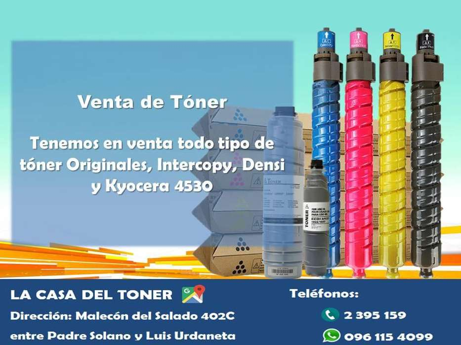 JRV DISTRIBUIDORA Venta X MAYOR Y MENOR DE TONER RICOH MPC Y MP