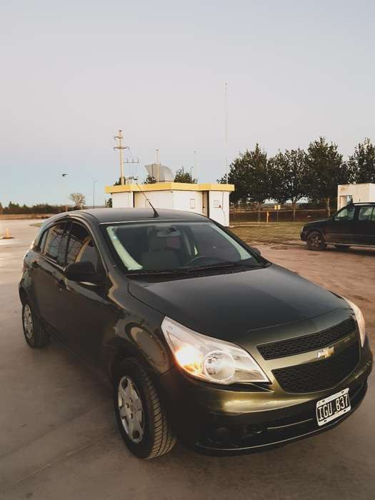 Chevrolet Agile 2010 - 145000 km