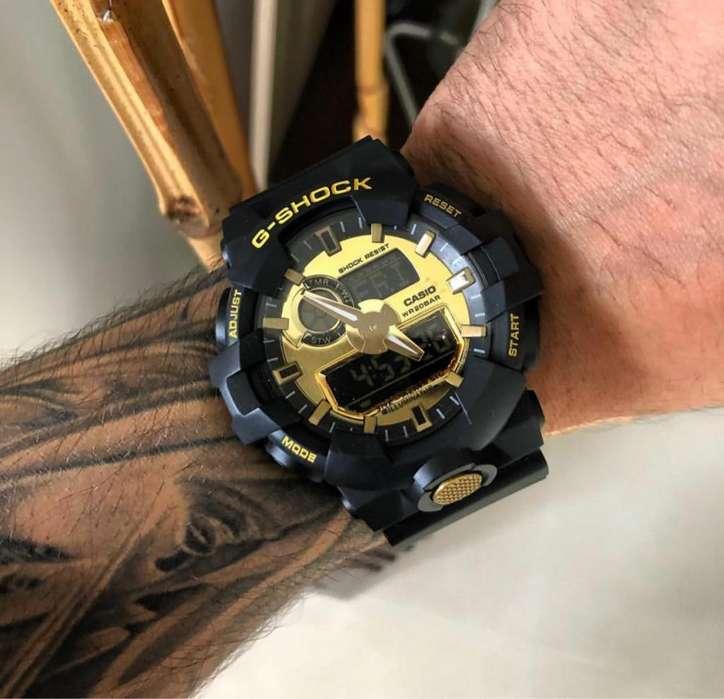 cc6ac5ead1d0 reloj casio g  strong shock  strong  totalmente funcional