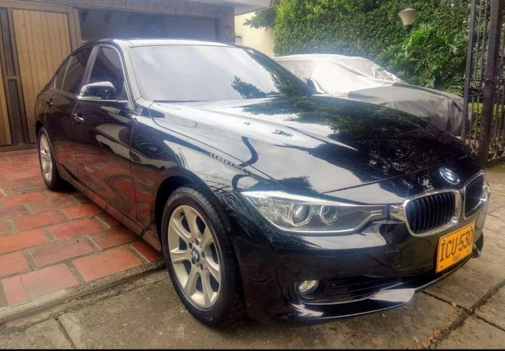 BMW Série 3 2014 - 40100 km