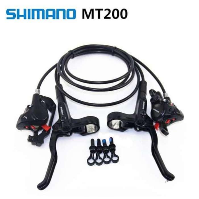 Shimano Mt 200 Nuevos