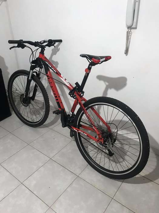Bici Rodado 29 Tomaselli Venzo Oxea