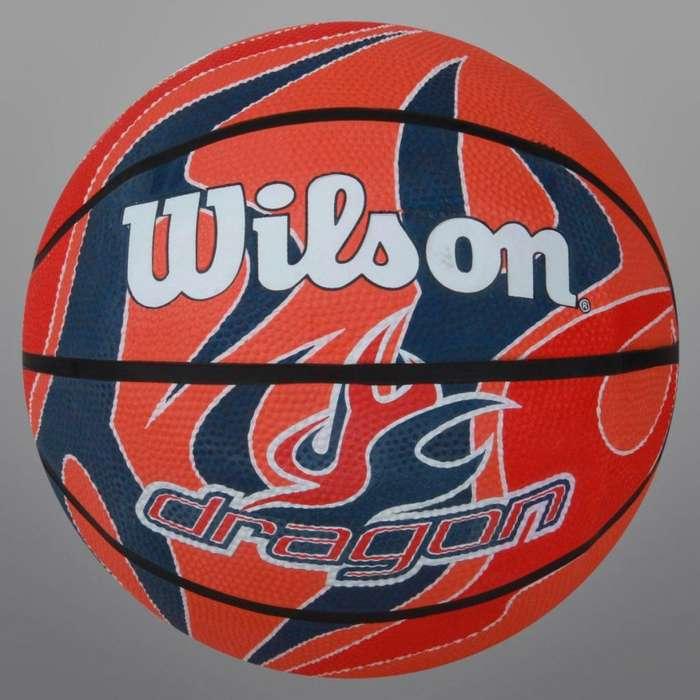 Pelota de Basquet Wilson Nueva