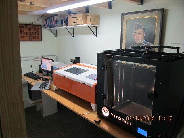 Impresiones 3D Corte por laser
