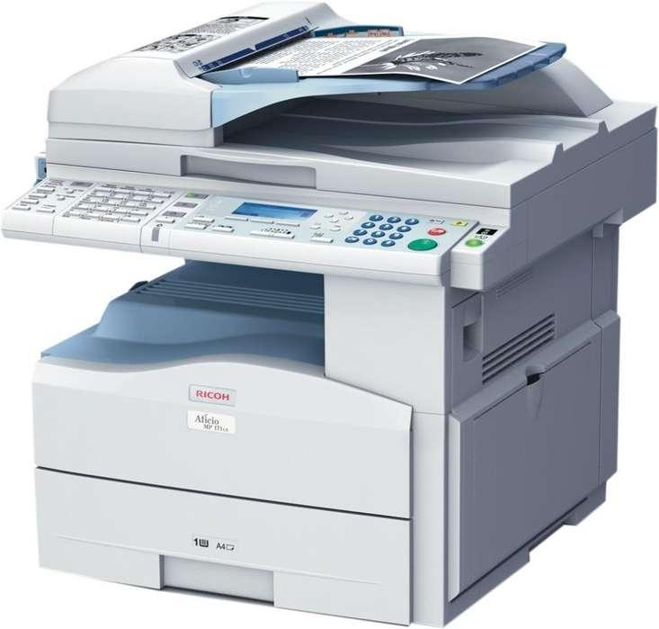Fotocopiadora Multifuncional Ricoh Mp171 3217278306