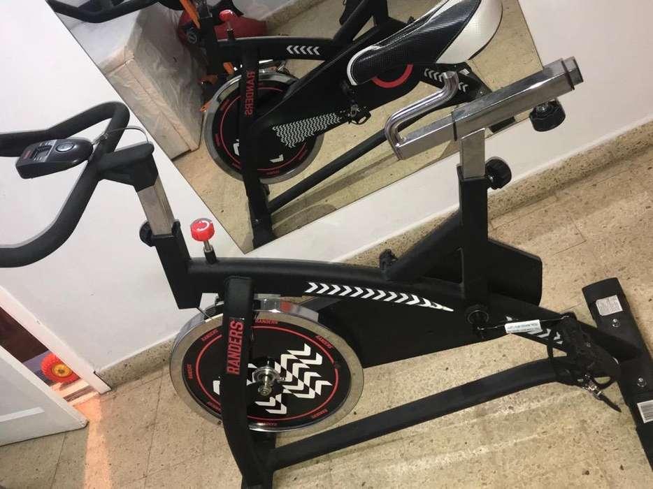 Bicicleta Fija Randers