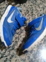 8ea15f37a Zapatillas Nike Talle 30.ideal Colegio - Tigre