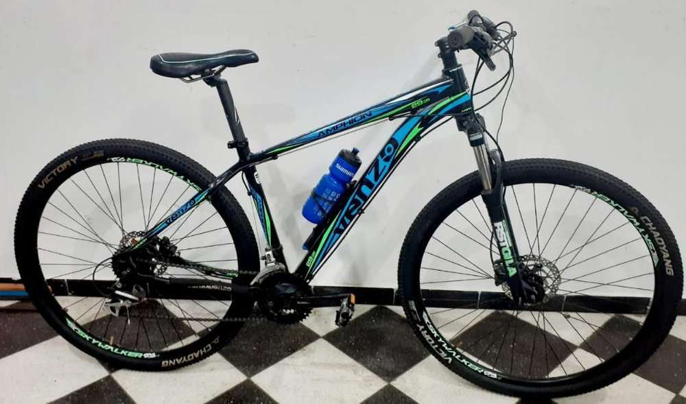 Bicicleta Venzo Amphion Rod 29