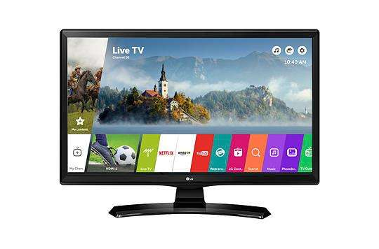 Televisor Lg 28 Pulgadas Smart Tv Con Wifi Hd NUEVO en caja sellada