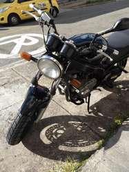 Vendo Suzuki Gs 500 Modelo 2008