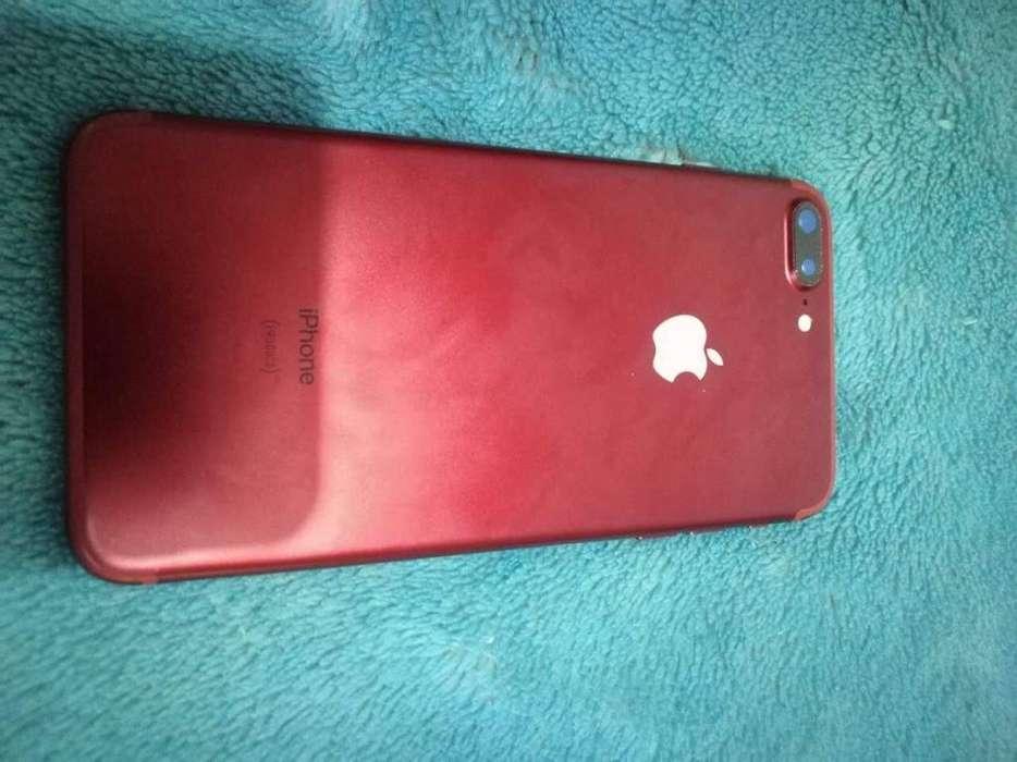 Vendo O Cambio iPhone 7Plus 128Gb Red