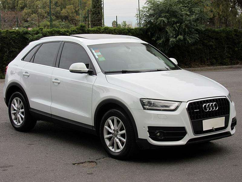 <strong>audi</strong> Q3 2013 - 102000 km