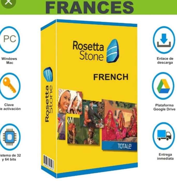 Francés Alemán Italiano Curso Interactiv