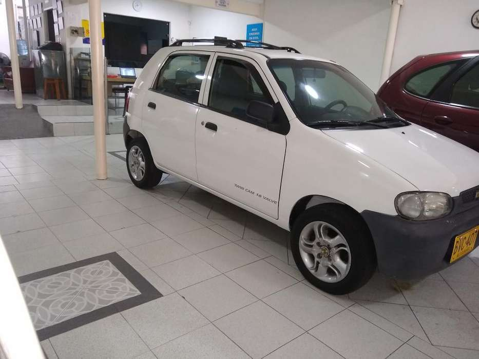 Chevrolet Alto 2001 - 100 km