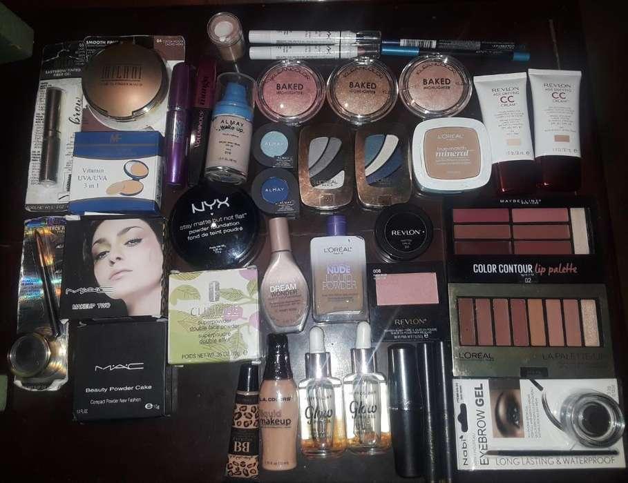 Maquillajes Y Cosméticos