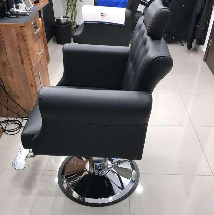Sillón de Barbería y/o Salon