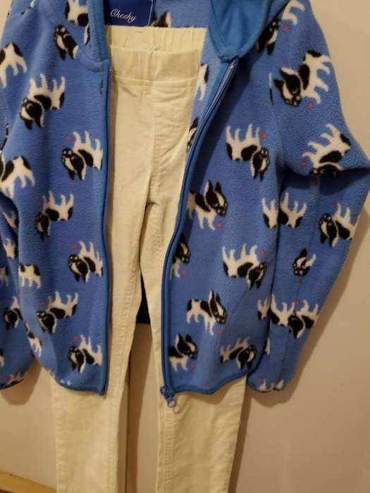 Campera Y Pantalon <strong>cheeky</strong> T 10