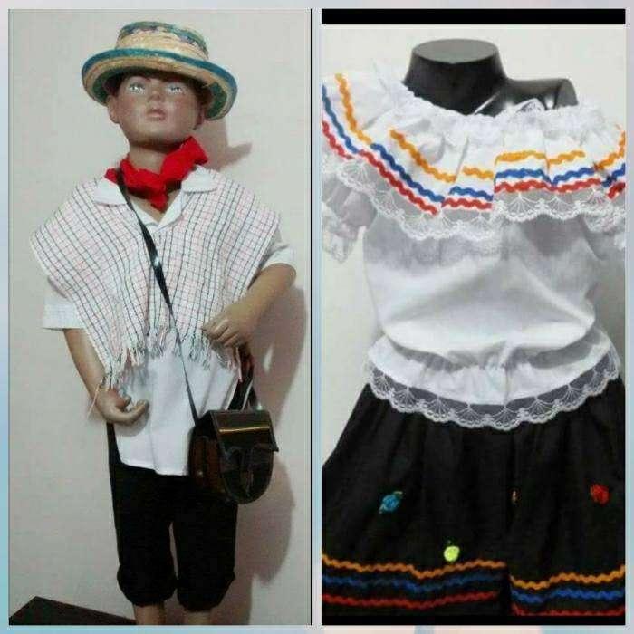 Alquiler de disfraz de Antioqueño en itagui para niños niñas y dama -