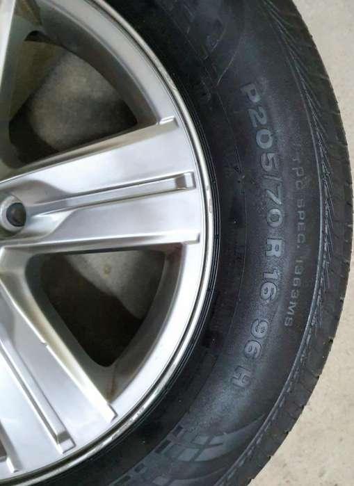 Rueda para Chevrolet Tracker