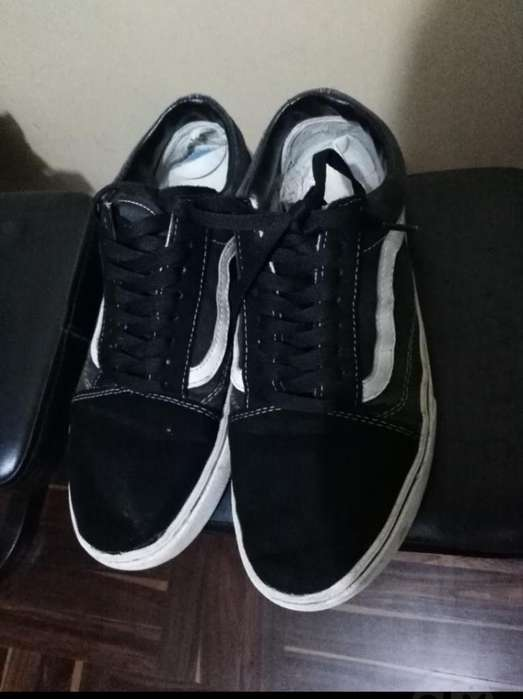 884c87b37 Zapatillas  strong vans  strong  Old Skool Talla 44