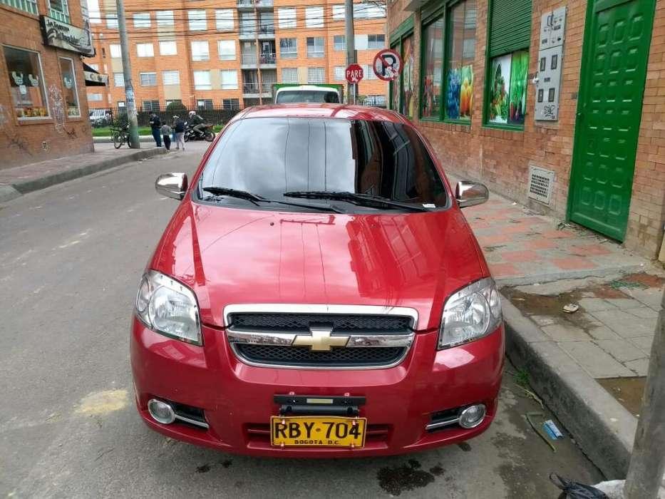 Chevrolet Aveo Emotion 2011 - 52000 km