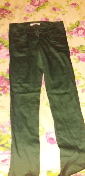 Vendo Pantalon de Gabardina Nuevo 500