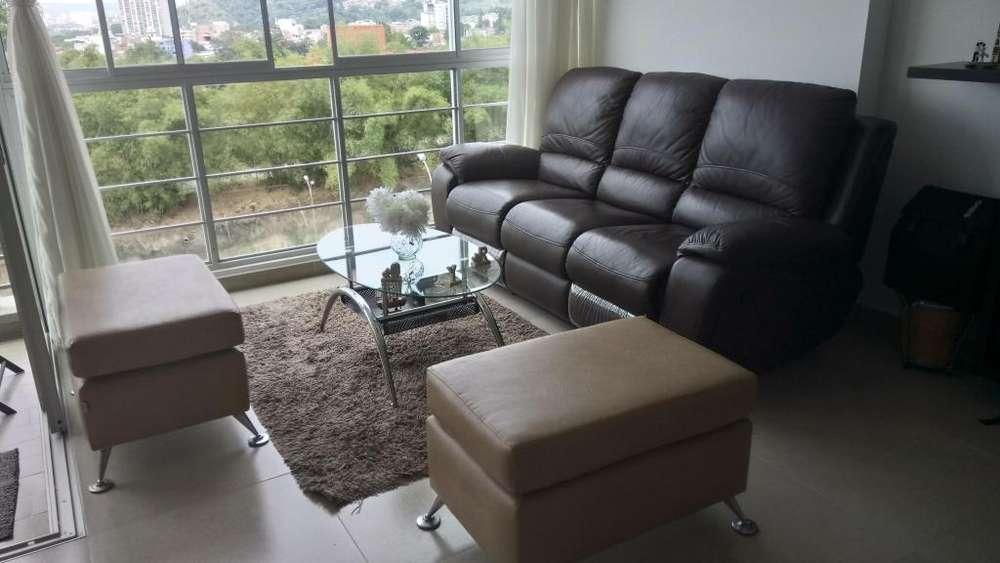 Vendo o permuto apartamento ubicado en el condominio Abadias en Floridablanca ( Santander )