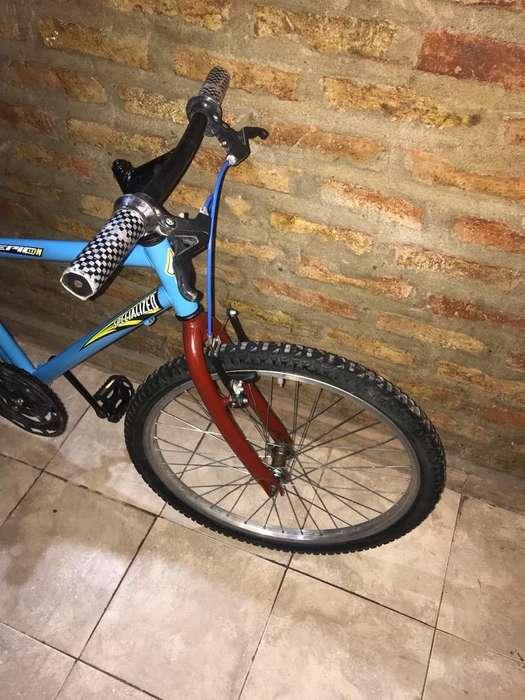 Mountain Bike Rodado 24