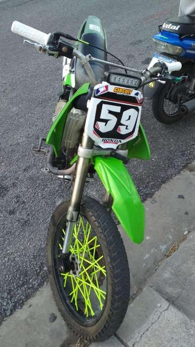 Dirty 150cc