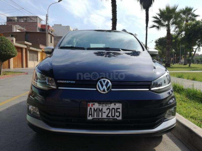 Volkswagen Crossfox 2015 - 40000 km