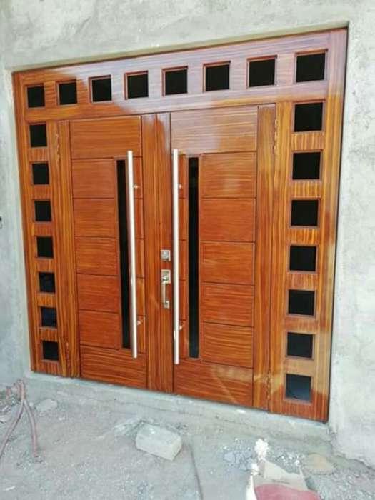 Se Fabrican Puertas Modernas, Ventanas