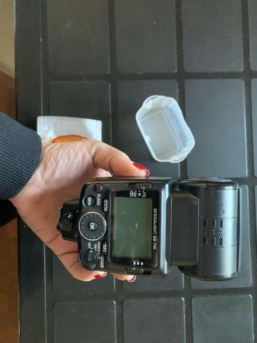 Nikon Sb700 Flash